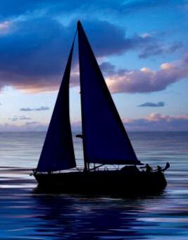 sailboatdusk